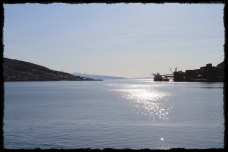 Narvik 2013, satama